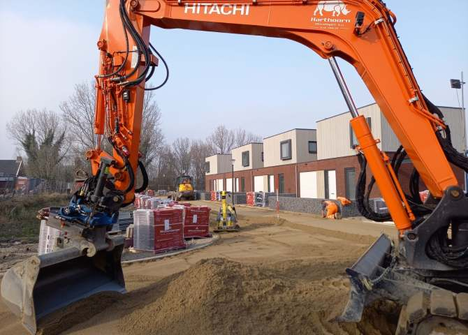 """Update werk """"nieuwbouw Souburg-Noord"""", project Valkhof te Oost-Souburg"""