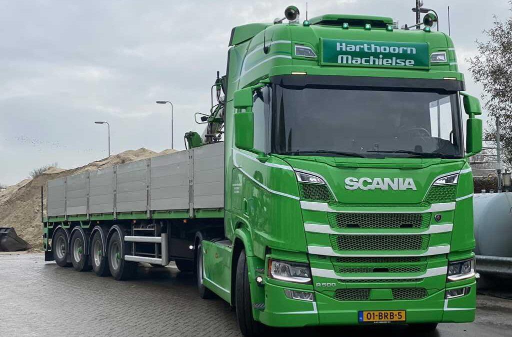 Transport Harthoorn-Machielse V.O.F.